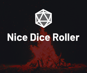 Nice Dice Roller Is Here!